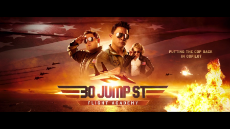 30 jump street flight academy