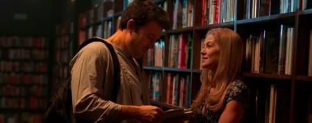 Gone Girl starring Ben Affleck and Rosemund Pike