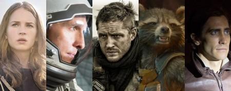 Best Movie Trailers of 2015