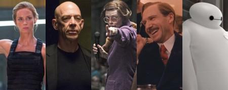 Top Ten Films of 2014